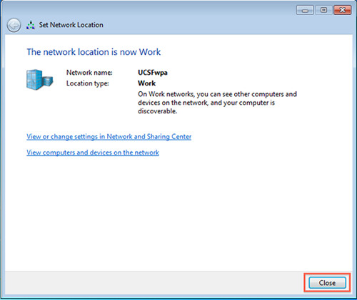 Manual Ucsfwpa Configuration For Windows 7 It Ucsf Edu