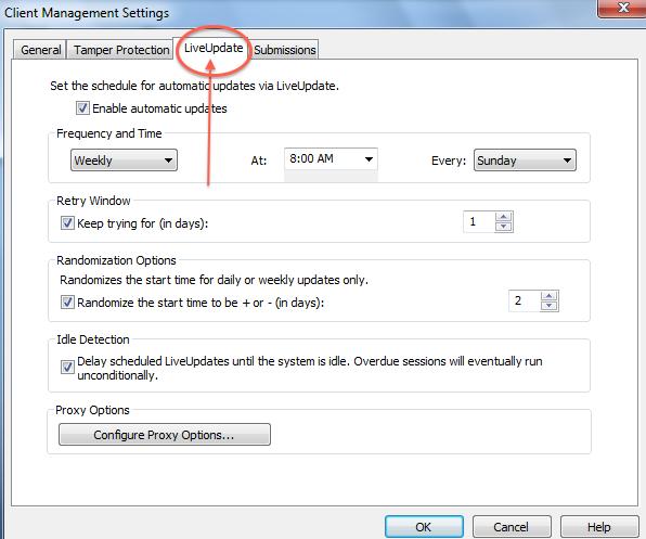 SEP for Windows: FAQ   it ucsf edu