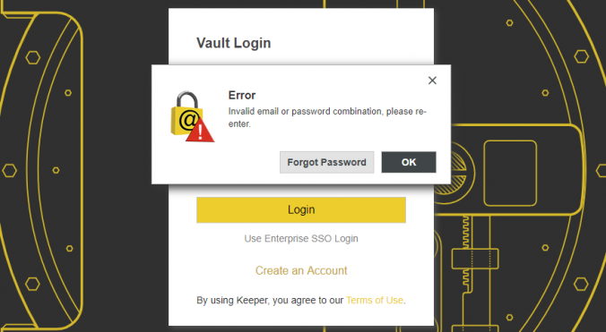 How to Enroll in and Use Keeper Password Vault | it ucsf edu