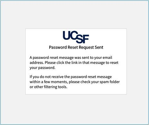 decorative image of secure email password reset link sent web page
