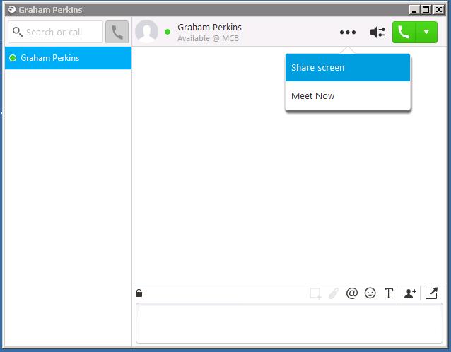 Im Jabber Chat Rooms