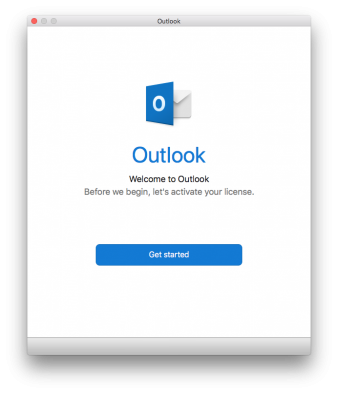 Configure Outlook for Mac to Access UCSF Exchange Online