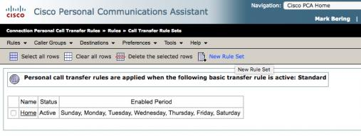 voicemail call transfer rule setup1