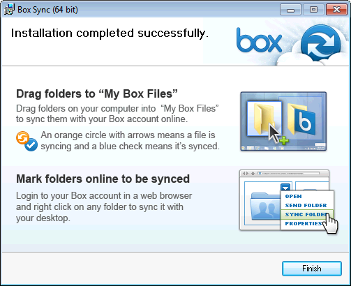 Dropbox to Box Migration Guide for Windows | it ucsf edu